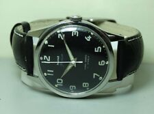 VINTAGE MILITARY HMT WINDING 17 JEWELS MENS GC02041 WATCH OLD USED ANTIQUE B829