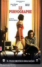Le Pornographe (2001) VHS CVC - Bertrand Bonello