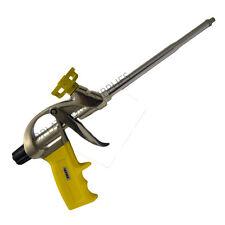 P45 medium duty métal mousse pistolet applicateur pu en expansion chrome Everbuild