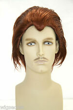 Sorcerers and Mystics Medium Fox Red Straight Fun Color Costume Wigs