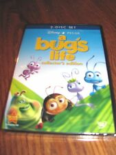 A Bug's Life Disney PIXAR (DVD,2003,2-Disc Set,Collector's Edition)NEW;Fast Ship