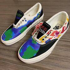 Vans Era Love Mother Earth Skate Shoes Women's Size 7 Amazing Art Work OMG!!