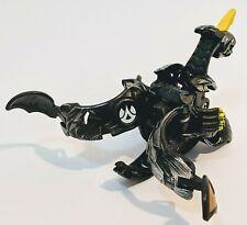 Bakugan Black Pyrus Viper Helios BakuSteel Super Rare 650g Read
