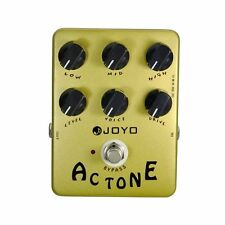 Joyo JF-13 AC Tone Vox AC30 Amplifier Simulator Preamp Guitar Effect Pedal
