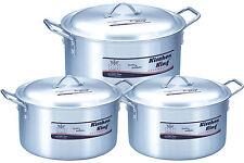 23cm 26cm 28cm stock soupe pot casserole casserole cuisson ragoût casserole 3 pot set