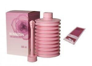ROSALGIN - TANTUM ROSA - Irrigator 500 ml /+/ 1,5,10 sachets - Intimate Douche