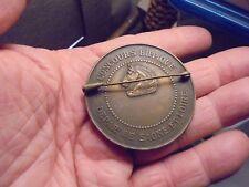 """Ancienne Médaille """" République Française """" Concours Hippique de Sâone et Loire"""