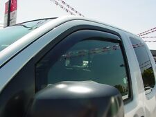 In-Channel Wind Deflectors for 1998 - 2004 Nissan Frontier