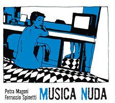 CD Musica Nuda von Petra Magoni und Ferruccio Spinetti