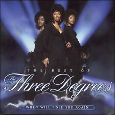 The Best of the Three Degrees: When Will I See You Again by The Three Degrees...