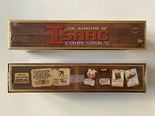 The Binding of Isaac: Four Souls GOLD BOX Kickstarter with exclusive expansion