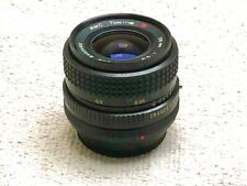 Tokina RMC 28mm f2.8 Prime Lens For Canon FD Mount