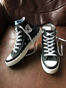 Converse Chuck Taylor Women's High Tops Size 4.5 In Great Condition