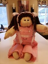 ~XAVIER ROBERTS ~ SOFT SCULPTURE ~ ~CABBAGE PATCH DOLL~ WITH BIRTH CERTIFICATE ~