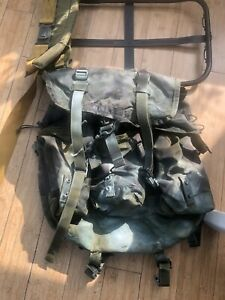 military surplus equipment Joblot, Webbing, Chestrig, alice Pack Etc
