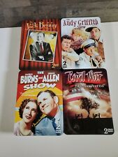 The George Burns and Gracie Allen show,Andy Griffith,Jack Benny and Civil War