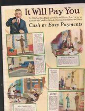 Sears Roebuck & Co 1929 Hercules Heating System Application