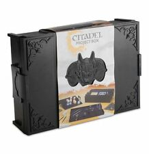 Citadel Project Box Games Workshop Build and Paint Station NEW