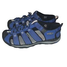 Keen Mens Blue Hiking Sandals Size 7 New