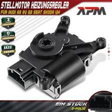 Stellmotor Mischklappe Klimaanlage für Audi A3 8V Q3 Seat Skoda VW Golf 5+6 CC