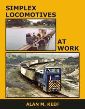 Simplex Locomotives at Work - industrial Alan Keef