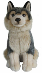 Siberian Husky by Faithful Friends Soft Toy Dog puppy plushie doggie dogs pets