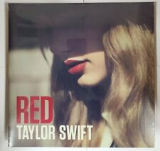 """Taylor Swift – Red - 2 LP Vinyl Records 12"""" - NEW Sealed - Country Pop Music"""