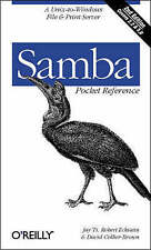 Samba Pocket Reference: A Unix-to-Windows File & Print Server, Good Condition Bo