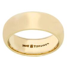 Tiffany & Co. Ringe Echtschmuck aus Gelbgold