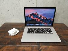 "2014 15"" Apple RETINA MacBook Pro 2.8ghz i7 / 16GB / 512GB SSD / AppleCare 7.17"