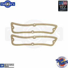 62 1962 Impala Bel Air Parking Turn Light Lamp Lens GASKETS ONLY Pair USA Made