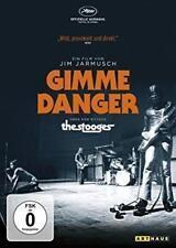"""Gimme Danger - Film Von Jim Jarmusch Über Den Mythos """"The Stooges"""", OVP, DVD"""