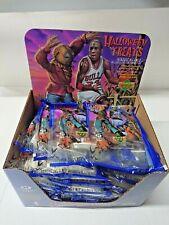 2 Treat Bags of Micheal Jordan 1996 Upper Deck Basketball Halloween Treats