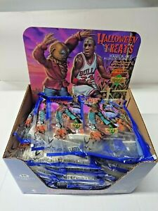 1996 Upper Deck Full Case Basketball Halloween Treats Michael Jordan 24 Bags