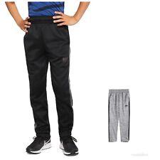 Nwt$40 Nike Dri-Fit Therma Youth Boy's Fleece Training Pants Black Gray Bv3797