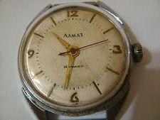 ALMAZ VOLNA PRECISION VOSTOK (BOCTOK) CHRONOMETER USSR CAL.2809 WATCH
