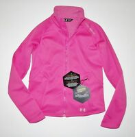Under Armour Womens Cold Gear Infrared Full Zip Softer Shell Jacket Small $150