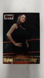 FLEER WWF RAW is WAR STEPHANIE McMAHON-HELMSLEY #68                 / 2001 Fleer