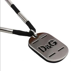 D&G Dolce & Gabbana Collier Kette Halskette DJ0015