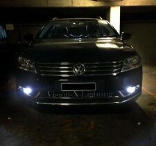 2x P21W LIGHT DRL DAYTIME LED CREE WHITE 6000K FREE ERROR VW PASSAT B7 2010-2014