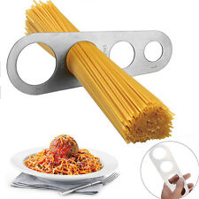 Stainless Steel Alloy Spaghetti Measurer Pasta Noodle Measure Cook Easy to Use