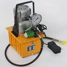 220V Electric Hydraulic Pump High Pressure Hydraulic Motor Pump ZCB-700A