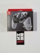Nintendo Switch Super Smash Bros Ultimate Limited Edition Pro Controller New
