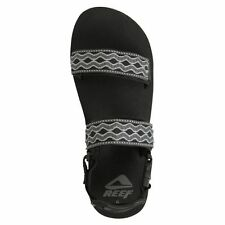Reef Men's Textile Strapped Sandals & Beach Shoes