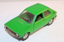 Schuco 301623 Volkswagen Polo rare green 1:43 in mint all original condition