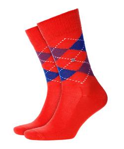 Discount 20% BURLINGTON Socks Tights Preston 24284 Sock Short Winter Rhombus