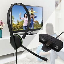 BLACK OFFICIAL XBOX ONE CHAT HEADSET US