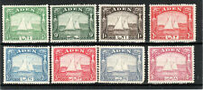 More details for aden 1937 values to 8a mlh/mh