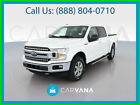 2018 Ford F-150 XLT Pickup 4D 5 1/2 ft Dual Power Seats Air Conditioning Bluetooth Wireless Power Steering Bed Liner