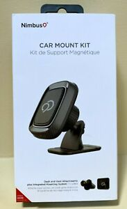 Nimbus Car Mount Kit V2, With Dash Vent Attachments